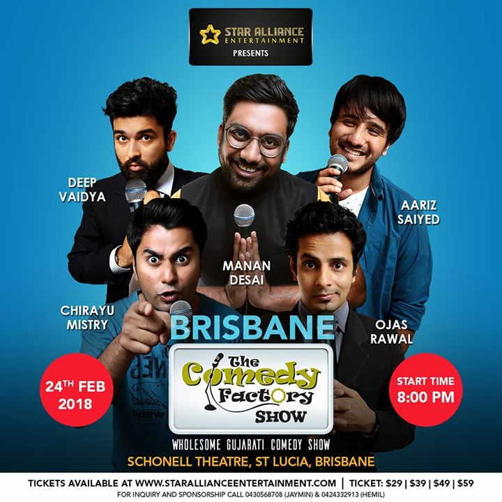 Ojas Rawal,  Brisbane, australia, india, gujarat, show, tour, gujarati, gujju, aus, aussie, aussiesofinstagram, brisbaneart, australiagram, australian, international, trip, poster, OjasRawal, beginning, letsdothis, firstshow, begin, hey, mate, standupcomedy, improv, musical, standupcomedian, comiclife, comedian