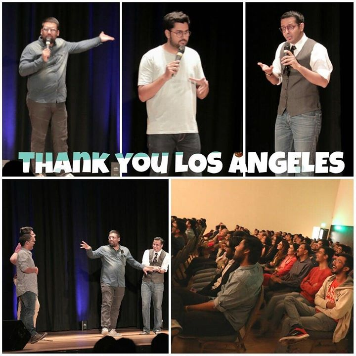 USA show tour's first half! Awesomeness!!! Los Angeles ➡️ Seattle ➡️ San Jose ➡️ Columbus ➡️ St. Louis ➡️ Chicago ➡️ Boston ➡️ New Haven ➡️ Columbia ➡️ Rockville 🇺🇸 Such Love, Much Wow!!!  ❤ #comedy #usa #tour #gujarati #standupcomedy #improv #OjasRawal #MananDesai #ChirayuMistry #la #losangeles #cali #california #seattle #washington #sanjose #columbus #ohio #stlouis #missouri #chicago #illinois #boston #massachusetts #newhaven #connecticut #columbia #washingtondc #rockville #maryland @instafunny_manan @chirayu_m @thecomedyfactoryindia @ United States