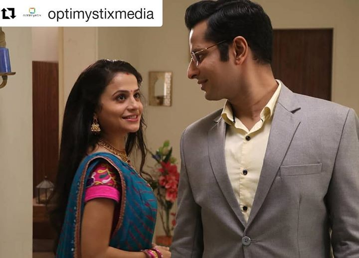 Ojas Rawal,  Repost, Bindu, Amar, LadiesSpecial, Mumbai, sonytv, serial, tv, series, dailysoap, sony, indiantelevision, indiantv, tvshow, lovestory, OjasRawal, Ojas, OptimystixMedia, LadiesSpecialOnSony, show, actor, actress, shootdiaries, shootlife, love, story, shoot, shooting, fun, workisfun