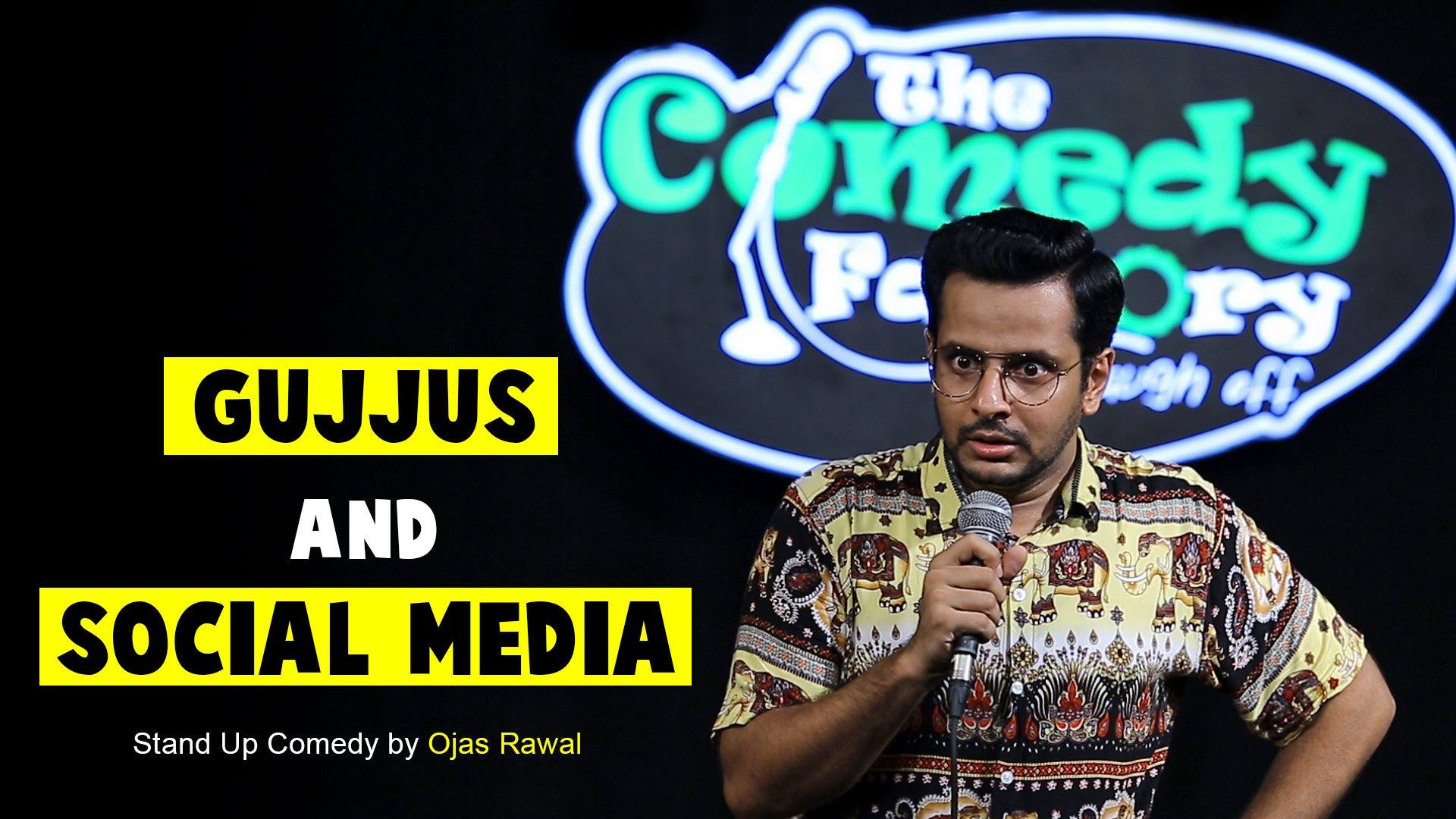 Ever wondered that Kabaddi can be similar to the functioning of social media? 🤔 Check out my latest Gujarati stand-up comedy video on Gujjus and Social Media!