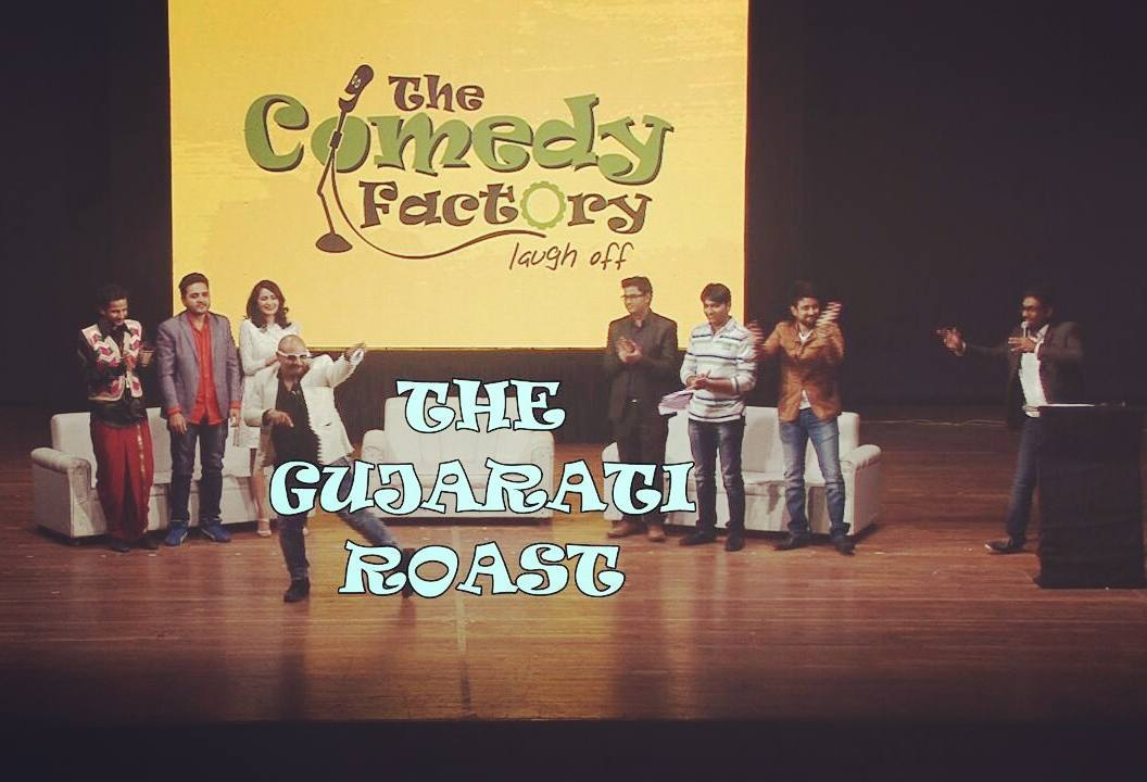 The Comedy Factory presents the FIRST EVER GUJARATI ROAST! of Arvind Vegda, the powerhouse of talent with a heart of gold! Enjoy the Roastmaster Manan Desai and hilarious Roasters Prem Gadhavi, Jimmit Trivedi, Samvedna Suwalka, Malhar Thakar, Chirayu Mistry & Yours Truly! Super stoked to see these guyz' sporting spirit for Comedy!  WATCH THE VID: https://m.youtube.com/watch?v=s0DGcjQbre4  #gujarat #gujarati #funnyvideos #Ahmedabad #Surat #Vadodara #Baroda #roast #standupcomedy #jokes #fun #funny #improv #comedy #humor #showbiz #show #stage #enjoy #awesome #excited #lol #look #likeforlike #like4like #tag #likes #instapost #instapose #instaclick @thecomedyfactoryindia @instafunny_manan @iampremgadhavi @arvind_vegda  @samvedna.suwalka @jimmittrivedi @malhar028 @chirayu_m