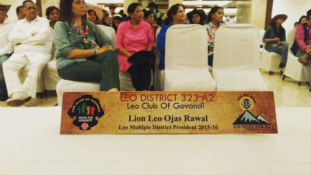 At Leo Club of Govandi's Installation Ceremony! 🎉👏🎊 #lions #leoclub #lionsclub #lions100 #centennial #fun #installation #ngo #lci #awesome #excited #stage #instaclick #theme #like4like #tagforlike #tags #likes #speech #event #friends #great #look #youth #excitement #likeforlike #lionsclubs #ceremony #funtimes #memories @dipeshdoshi @manthanjmehta @p_arshva @mariska_lobo @puzan_p @leomultiple323