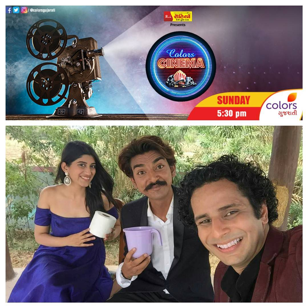 What happened when Mayur Chauhan-aka Michael @whomayurchauhan was shooting in freezing temperatures? What's Deeksha Joshi's @deekshajoshi04 take on her raw de-glam role? Catch this super fun episode of upcoming Gujarati film