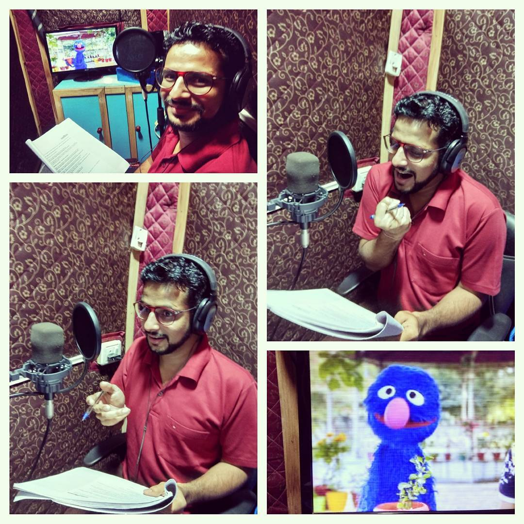 Dubbing for 9th Season of the world famous