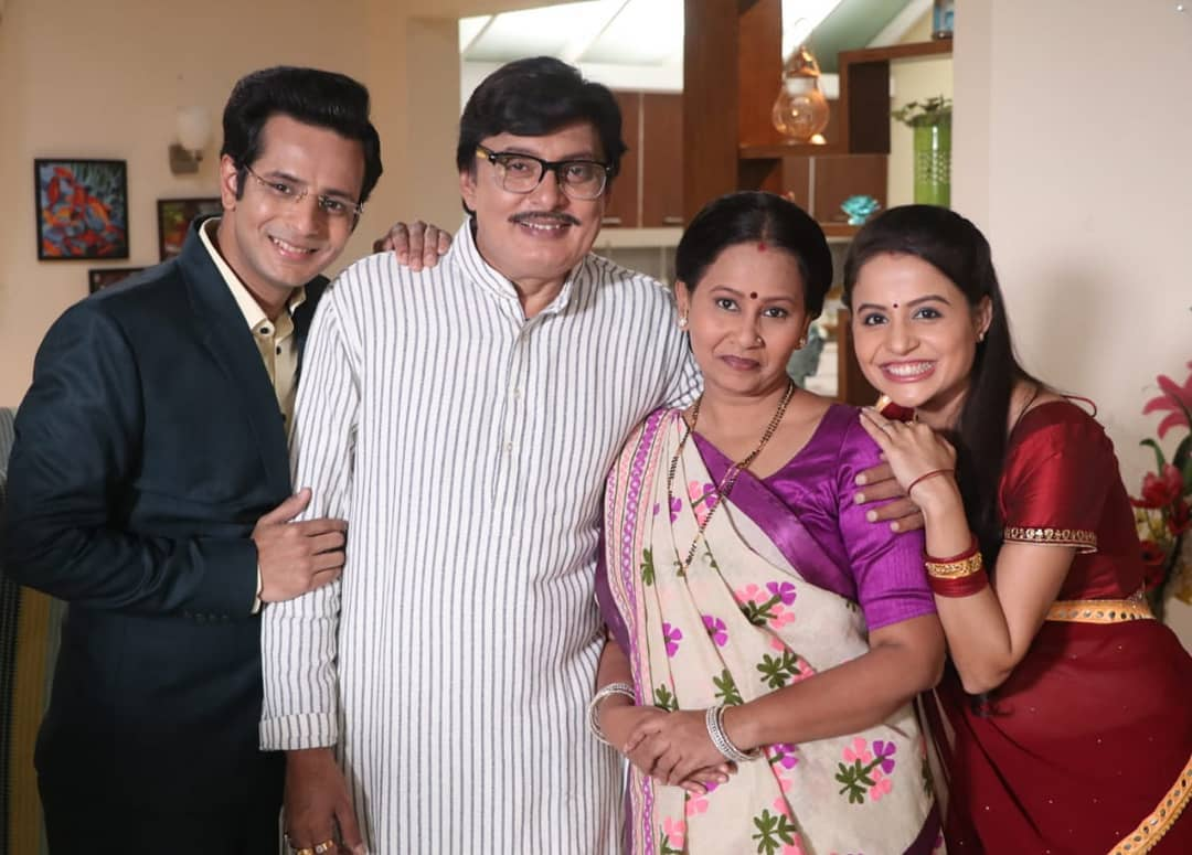 Dr.Amar Desai, MotaPappa, MotiMummy and Bindu 🤗 Watch