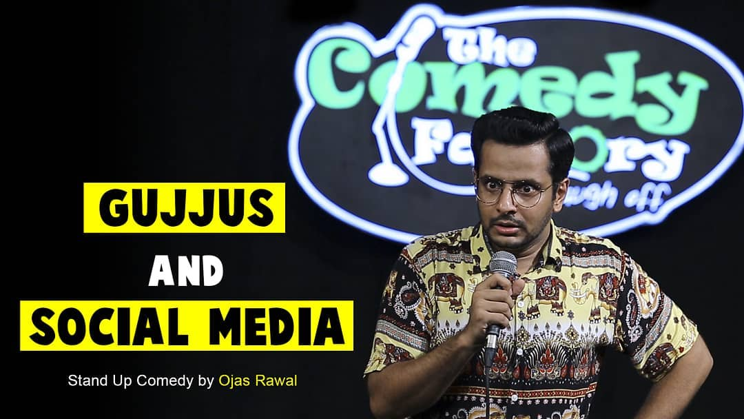 Releasing TONIGHT 🤩 My new standup video on The Comedy Factory's youtube channel! Be ready 😈 . #GetReady #tonight #new #video #funny #OjasRawal #standup #comedian #thecomedyfactory #socialmedia #facebook #twitter #instagram #tiktok #whatsapp #standupcomedy #jokes #lol #tonight #areyouready #tcf #mumbai #gujarat #gujju #gujarati #gujrati #youtube #funnyvid #comingsoon #yes @thecomedyfactoryindia