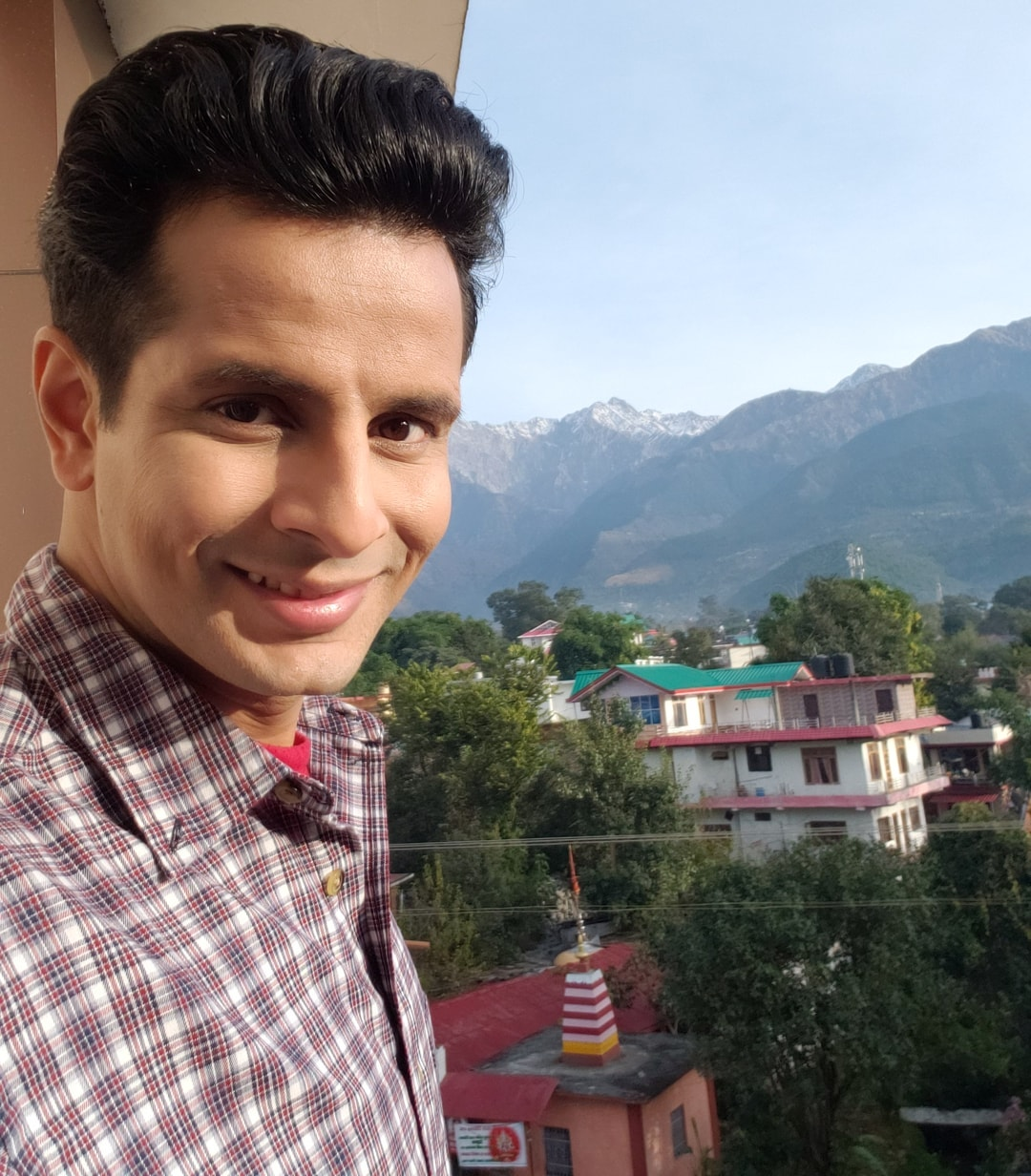 Ojas Rawal,  NoFilter, HimachalPradesh, shooting, film, OjasRawal, actor, goodmorning, theview, viewfrommywindow, mountains, snow, forest, nature, himachal, india, morningmotivation, morningvibes, mornings, morninglight, morninglight, morningview, hindi, bollywood, actorlife, mountain, beautiful, beautifulview, whataview, indiantraveller, happyme