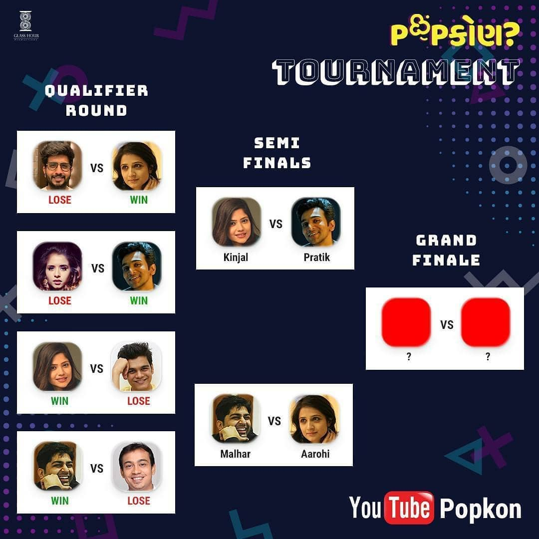 Qualifier Knockouts & Scorecards! 📊 Enjoy the matches on YouTube channel of @glasshourproductions (Link in my Bio) 🤩 . @iamaarohii @jigrra @pratikgandhiofficial @aishwarya_tm @bhavyagandhi97 @kinjalrajpriya @malhar028 @cinemanabhishek @attatsat @priyankvyas . #gameshow #gujarati #OjasRawal #AarohiPatel #JigardanGadhavi #PratikGandhi #AishwaryaMajmudar #BhavyaGandhi #KinjalRajpriya #MalharThakar #AbhishekJain #actor #singer #gujjulife #gujju #gaming #chill #fromhome #funny #quiz #quizmaster #ojas #staysafe #stayhome #enjoy #comedy #havingfun #filmindustry #gujaratifilm #quarantineandchill
