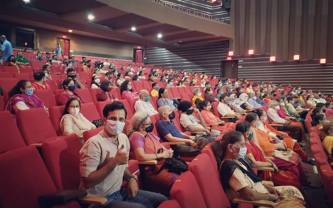 Marathi stage re-opens after months with the classic play