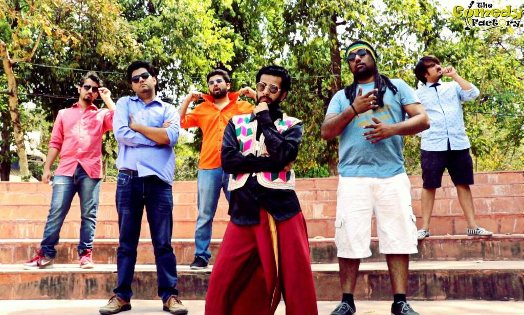 Ultimate Gujju Swag! Watch our Parody Video of Uptown Funk! #gujjufunk!😎 https://t.co/dM0cx6Qquj  #tcf #comedy #epic https://t.co/AztThcHTDM