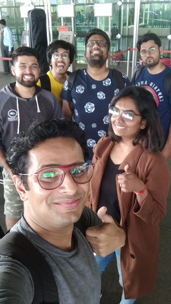 Ojas Rawal,  Australia, laugh, show, tour, comedy, tcf, live, mumbai, brisbane, melbourne, perth, sydney, aus, aussie, gujarati, fun, lol, airport, traveling, traveldiaries, team, groupie, selfie, amazing, yes